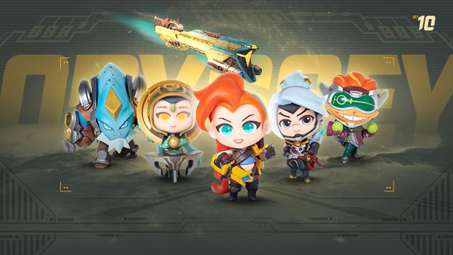 Boutique Riot Games