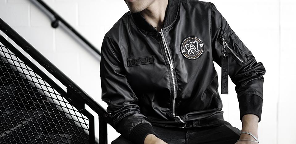 Lol challenger jacket