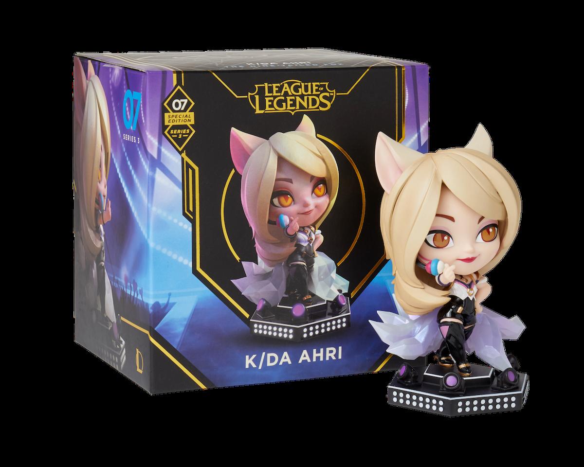 K Da Ahri Figure Riot Games Store