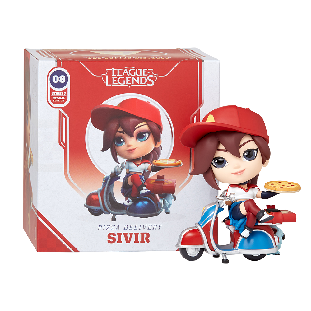 Pizza Delivery Sivir Riot Games Store
