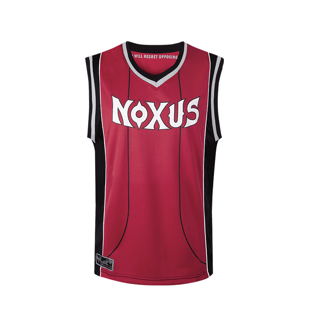 new style 884e9 d80c8 Dunkmaster Darius Basketball Jersey - Riot Games Store