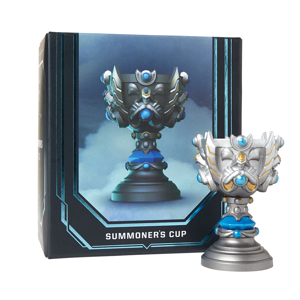 League Of Legends Worlds Summoner Cup Team Mini Riot Games